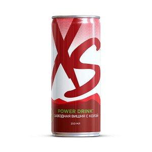 XS Power Drink Заводная вишня с колой