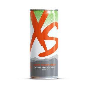 XS™ Power Drink Манго-маракуйя уп/12