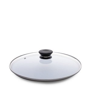 ICook™ Стеклянная крышка с ручкой для сковороды с антипригарным покрытием 28 см