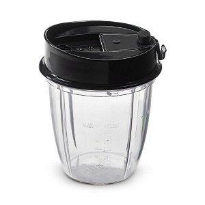 Маленькая чаша емкостью 350 мл с дорожной крышкой (запасная часть для iCook™ Блендера)