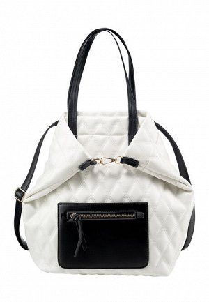 Рюкзак Angie, цвет чёрно-белый