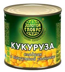 Золотой Глобус Кукуруза 212 мл ж/б /24