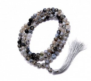 Четки Волосатик Волосы Венеры или стрелы Амура позволяют призвать любовь 108бус 8mm