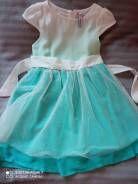 Платье текстильное для девочек