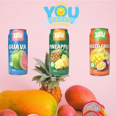 🤩Товары из Вьетнама по эксклюзивным ценам🌶️ — Натуральные тропические напитки — Соки и нектары