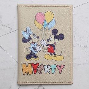 Обложка Mickey