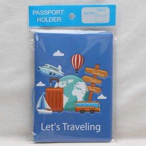 Обложка Lets Travelling