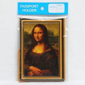 Обложка Мона Лиза