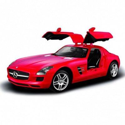 Игрушки, товары для творчества, настольные игры — Машинки радиоуправляемые — Радиоуправляемые игрушки