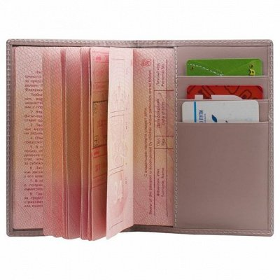 Кожгалантерея от Franchesco Mariscotti-12 — Обложки для документов — Обложки для документов