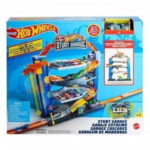 Игровой набор Mattel Hot Wheels Сити Базовый Гараж15