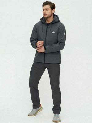 Комплект верхней одежды MTFORCE темно-серого цвета 02105TC