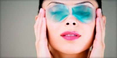 Кислородный коктейли! Оздоравливаем организм — Уход за кожей вокруг глаз. — Для лица