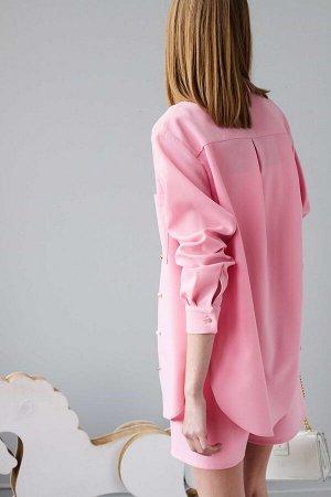 Блузка Рост: 170 см. Состав ткани: 95% пэ 5% спандекс Блузка