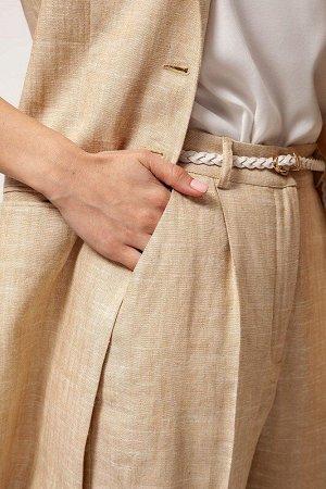 Женские широкие брюки
