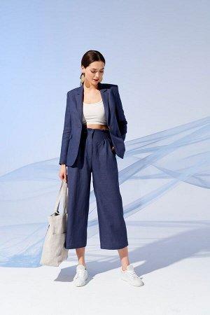 Женский комплект с брюками