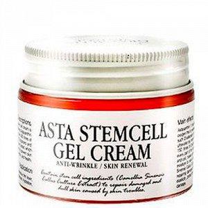 KR/ GRAYMELIN Asta Stem Cell Anti-Wrinkle Гель-крем со стволовыми клетками, 50мл