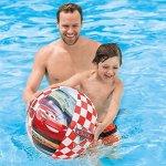 Надувной мяч Тачки 61 см