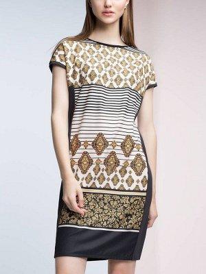 Платье м. 3163600sr4290 Трикотажное полотно POMPA