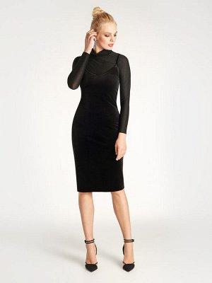 Платье м. 2164390sh0299 Трикотажное полотно POMPA