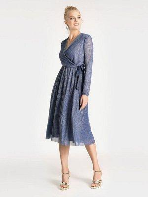 Платье м. 2137490sh1365 Трикотажное полотно POMPA