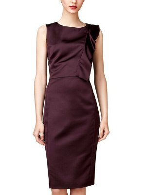 Платье м. 2131341by2071 Костюмная ткань POMPA