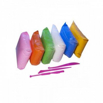 Мозаики, картины по номерам. Хобби для детей и взрослых — Легкий воздушный пластилин! ХИТ