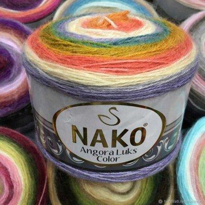 ПРЯЖЕТТА. Вся турецкая пряжа, выкуп упаковками — Nako