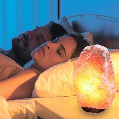 Кислородный коктейли! Оздоравливаем организм — Освещение. Интерьерный свет. Настольные лампы. Соляные лампы — Настольные лампы