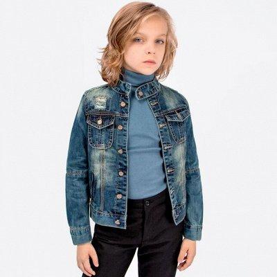 АБВГДЕЙКА моды. Бюджетная одежда от 0 до 14 лет — Верхняя одежда весна-осень для мальчиков — Верхняя одежда