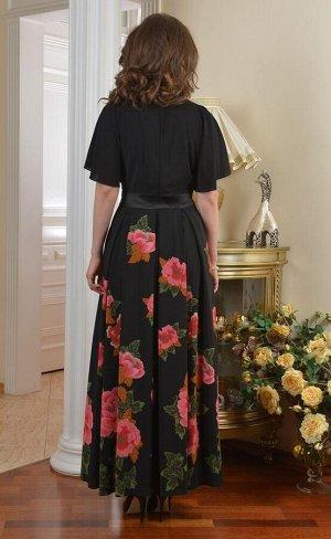 Арт. 7260 платье Цветы Salvi