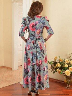 Арт. 7303Б платье Розы Salvi