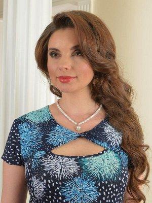 Арт. 7309 платье перекрут Salvi