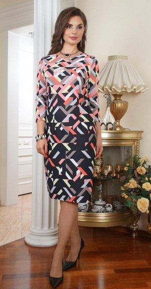 Арт. 7278 платье треугольники Salvi