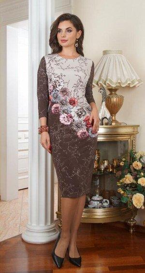 Арт. 7277 платье купон Salvi