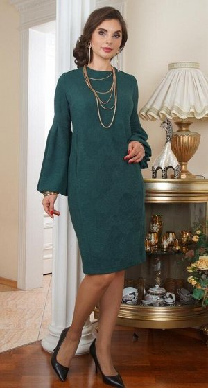 Арт. 7282 платье рукава колокол Salvi