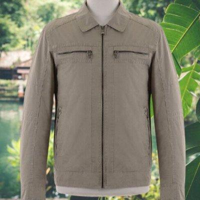 Ветровки летние! РАСПРОДАЖА прошлых коллекций. Куртки — Мужское
