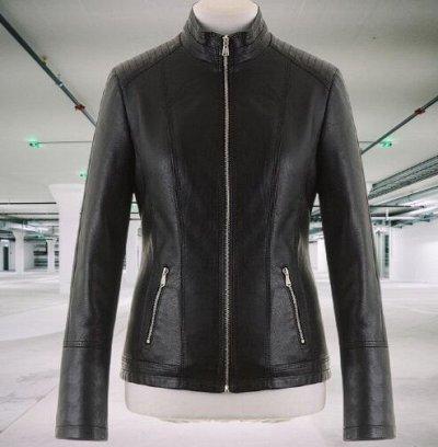 Весна идет! Куртки и ветровки! РАСПРОДАЖА прошлых коллекций — PU-кожа — Кожаные куртки
