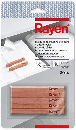 """""""RAYEN"""" Средство от моли, плесени и запаха 2401.01 ВЭД"""