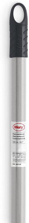 """""""MERY"""" Черенок для швабры универсальный 140см, цв.серый 0531.22 ВЭД"""
