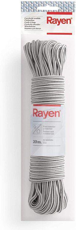 """""""RAYEN"""" Веревка для белья 20м 0338 ВЭД"""
