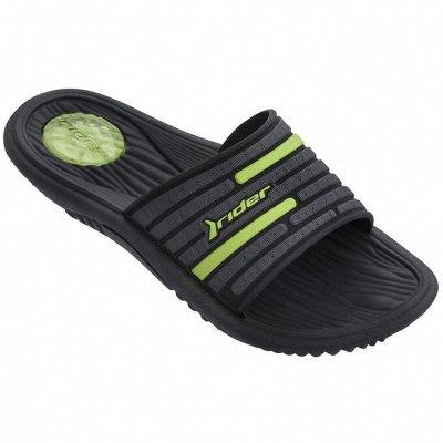 Бразильская пляжная обувь Ri*der, Ipa*nema. Быстрый развоз — Мужская коллекция — Пантолеты, шлепанцы