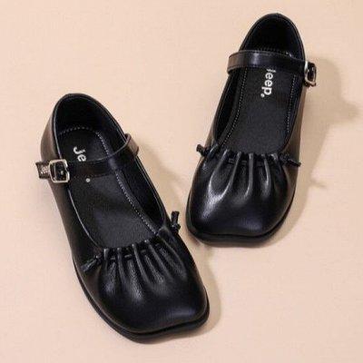Качественная обувь для детей и подростков. Красивая, удобная — Туфли для девочек — Туфли