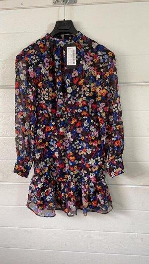 Платье Платье очень удобное, верх платья как плотный шифон, есть подкладка.