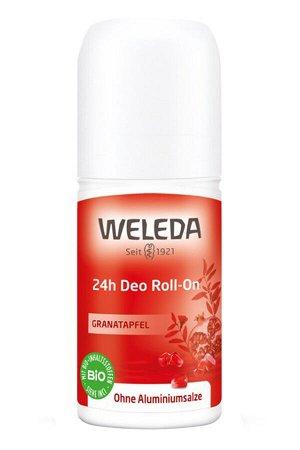 Веледа Гранатовый дезодорант 24 часа Roll-On 50 мл (Weleda, Гранатовая линия)