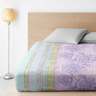 НОЧЬ НЕЖНА красивый домашний текстиль. Россия — Простыни Полутороспальные — Простыни