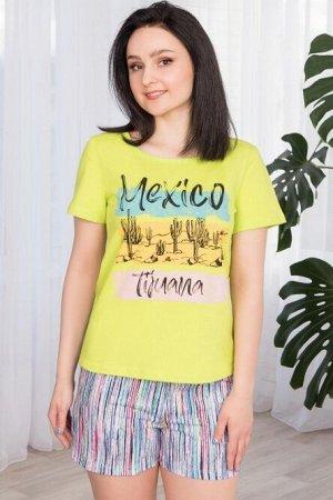Костюм (футболка + шорты), арт. 0643-27