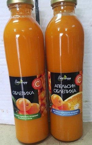 Облепиха/апельсин из сока прямого отжима