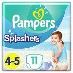Подгузники PAMPERS Подгузники-трусики Splashers для плавания Maxi-Junior (9-15 кг) Упаковка 11