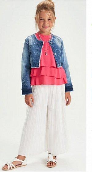 Модные Юбка-брюки Sarab**  Италия - коллекция лето 2021